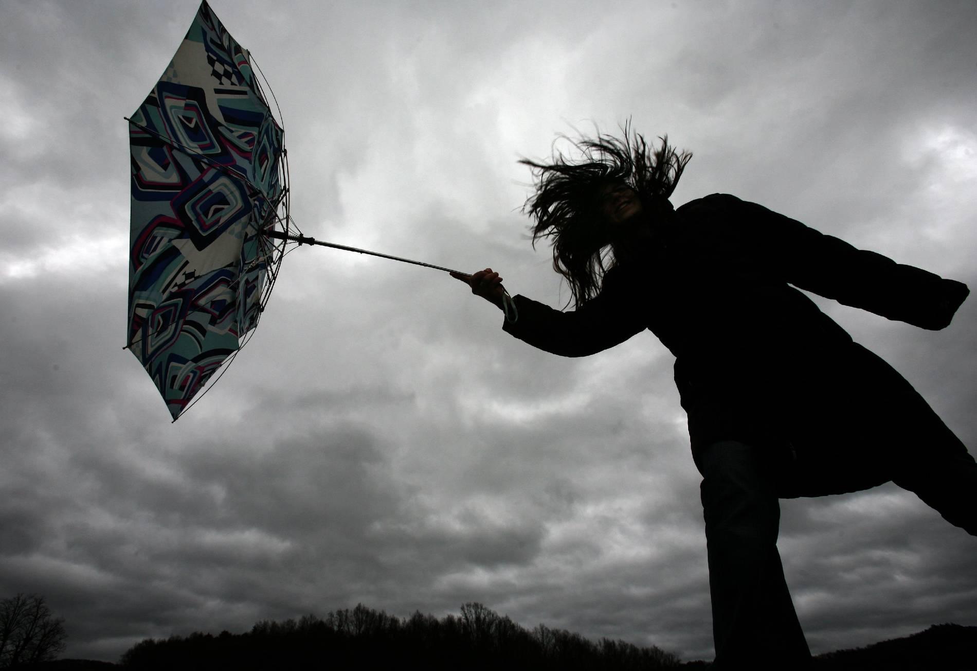 Stürmisches Wetter in Rheinland-Pfalz und Saarland erwartet