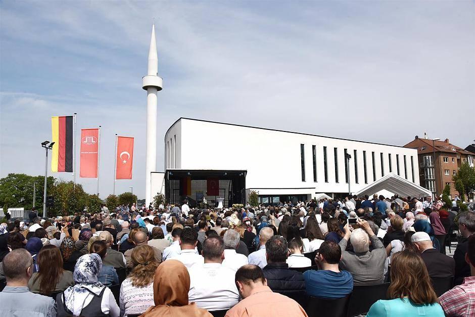 Aachen: Die neue Yunus Emre Moschee steht für Dialog und