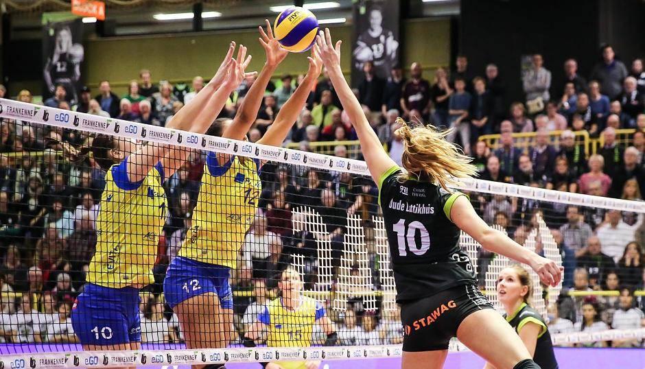 Aachen: Ladies starten erstmals im Europapokal