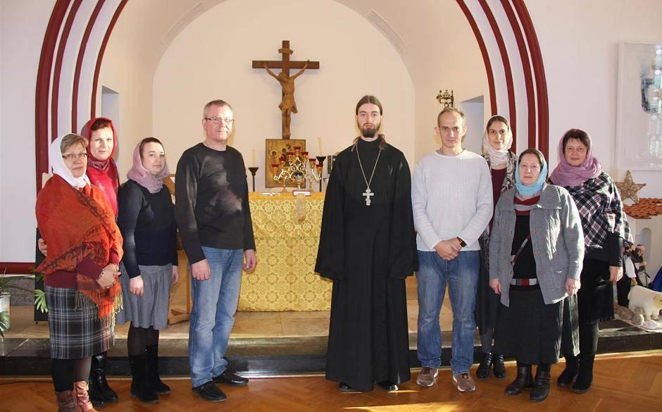 Orthodoxe Weihnachten.Duren Russisch Orthodoxe Gemeinde In Duren Feiert Bald