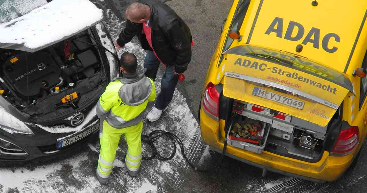 Adac Fahrzeug Check