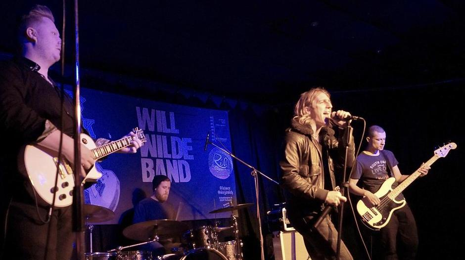 "Eschweiler: Will Wilde bei ""Blues meets Rock"" im Rio"
