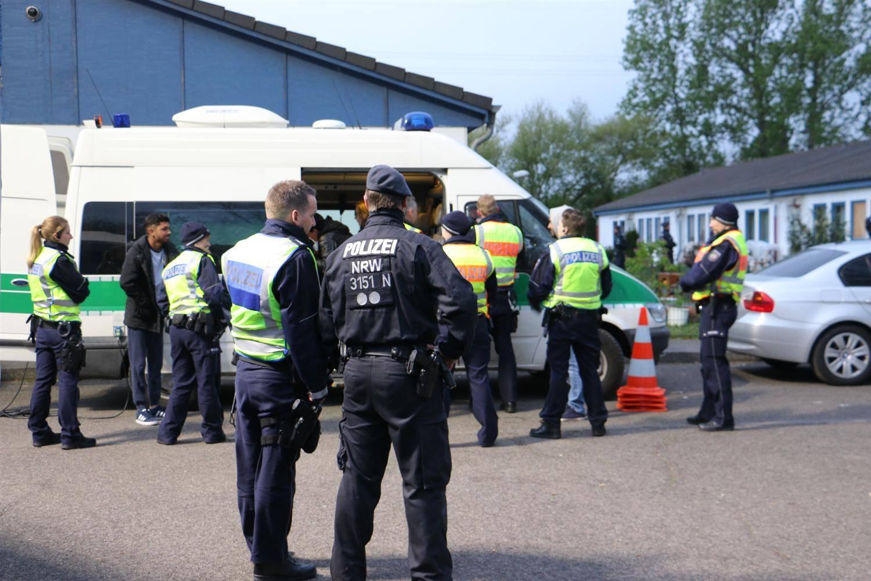 Polizei Köln Poll