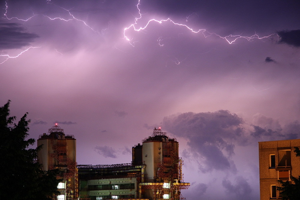 Tod Durch Blitzschlag