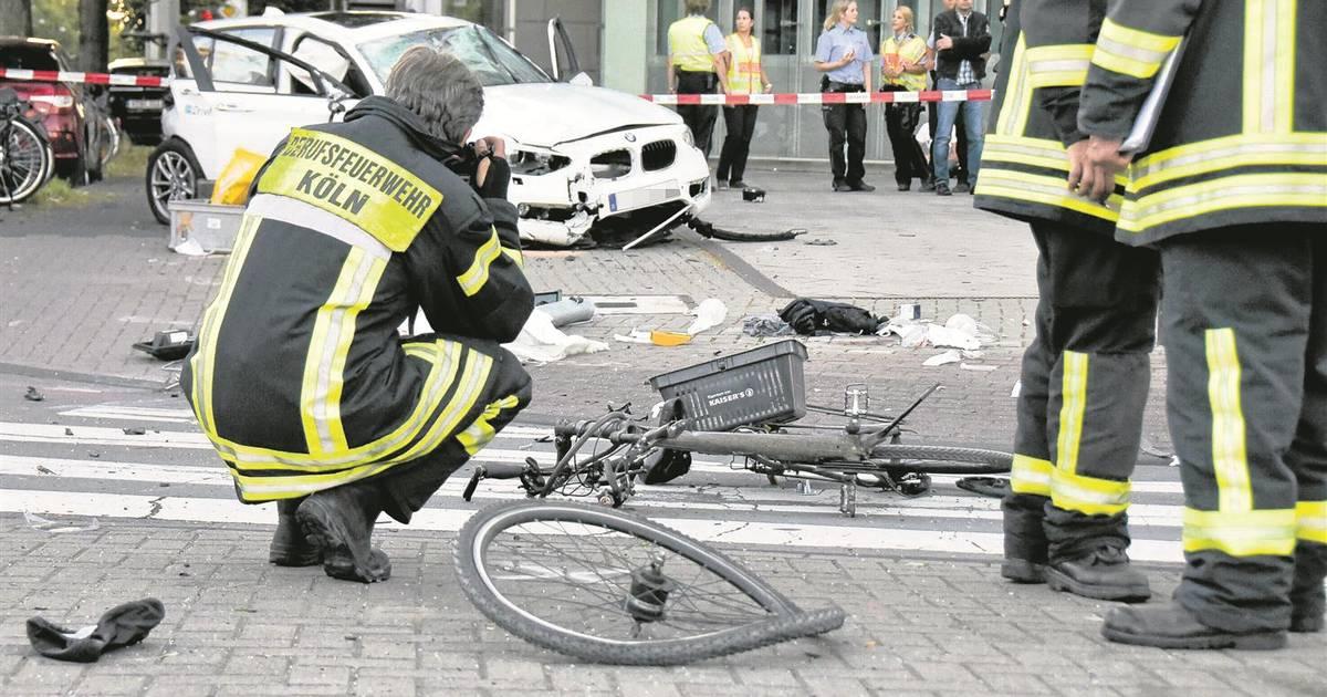 Illegale Autorennen Köln