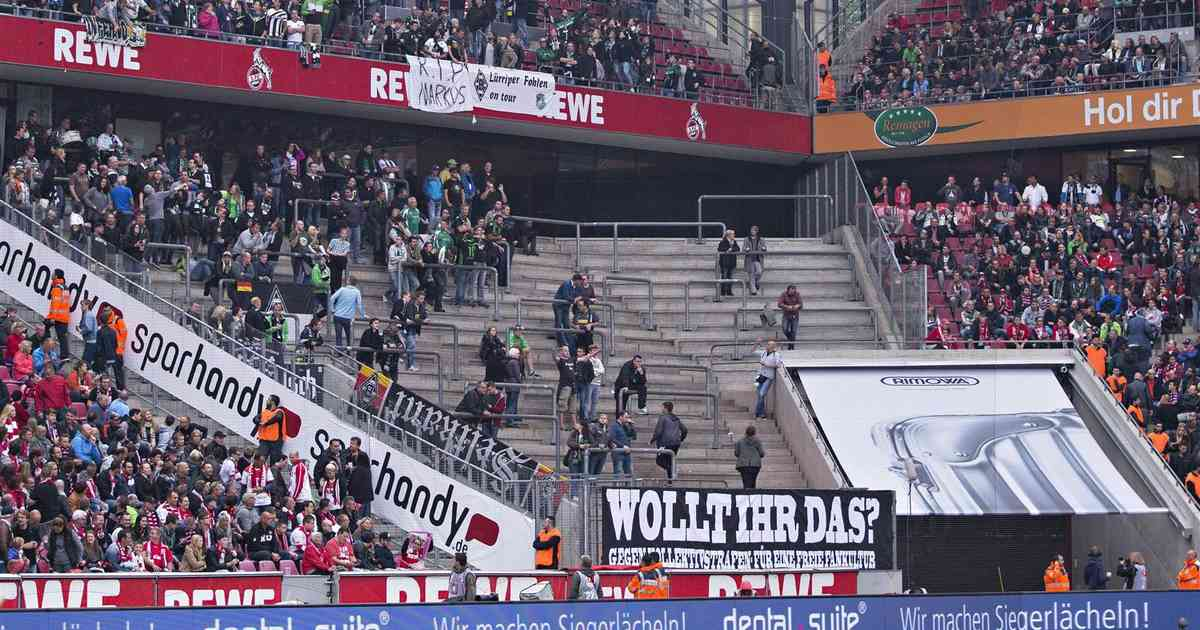 Fc Köln Gästeblock