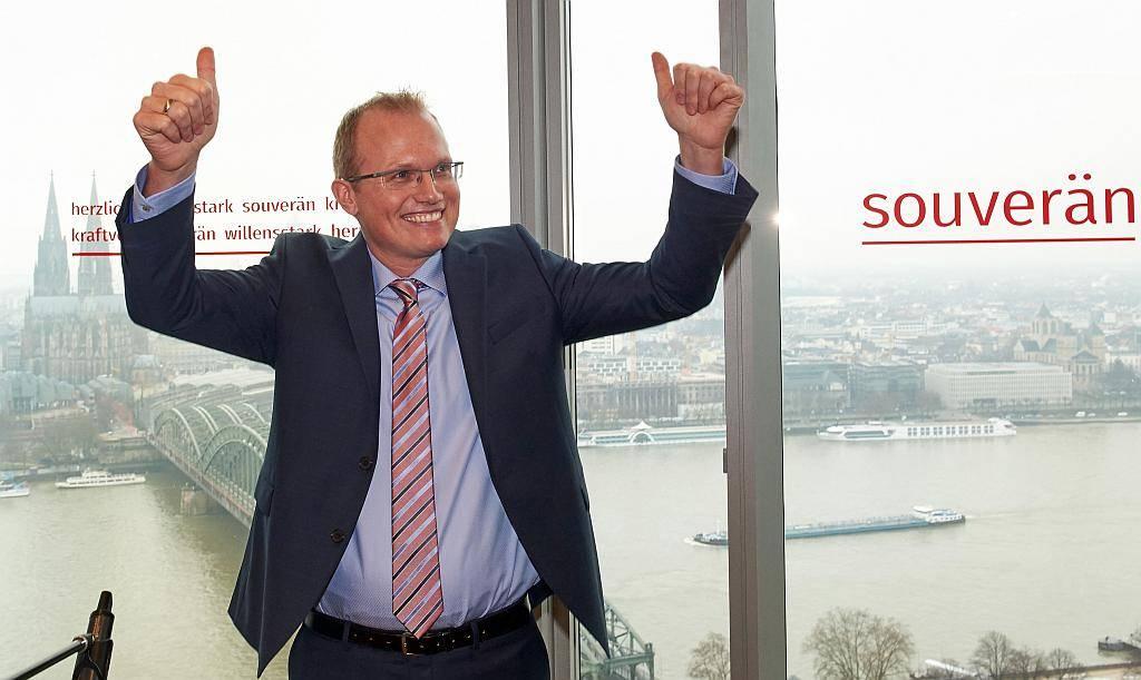 Köln Oberbürgermeisterwahl
