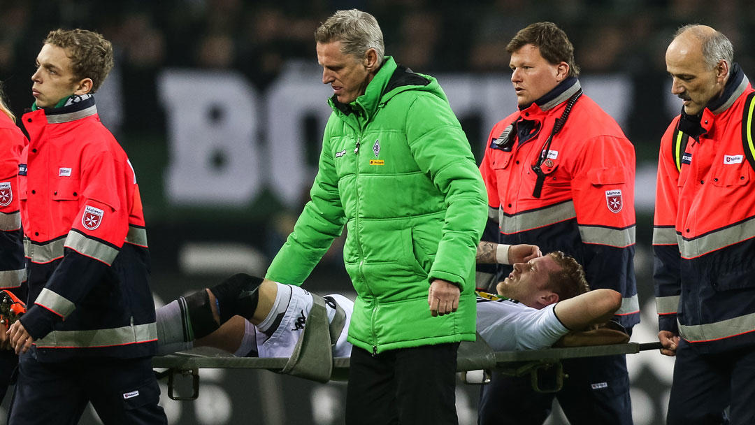 Verletzung Andre Hahn