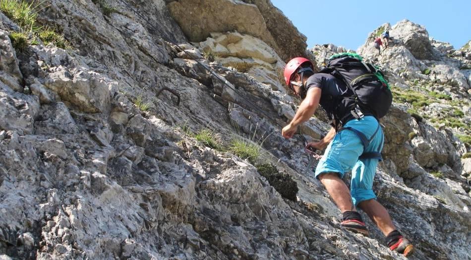 Klettersteig Urlaub : Warth schröcken von canyoning bis klettersteig urlaub mit