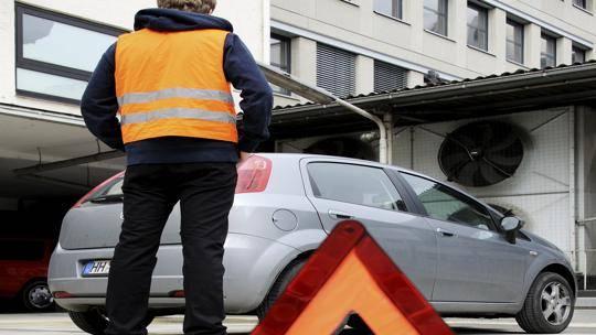 Warnweste Auto Pflicht