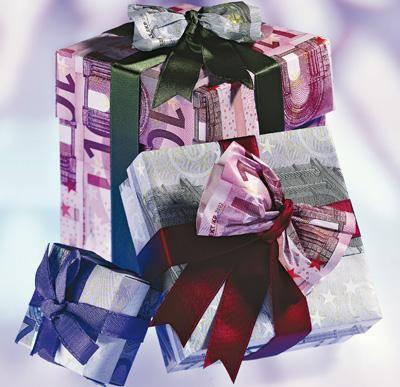 Berlin Zur Hochzeit Scheine Verschenken Geld Personlich Verpacken
