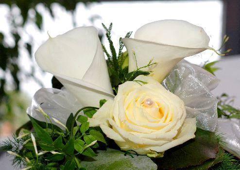 Bonn Von Rose Bis Maiglockchen Was Bluten Im Hochzeitsstrauss Erzahlen
