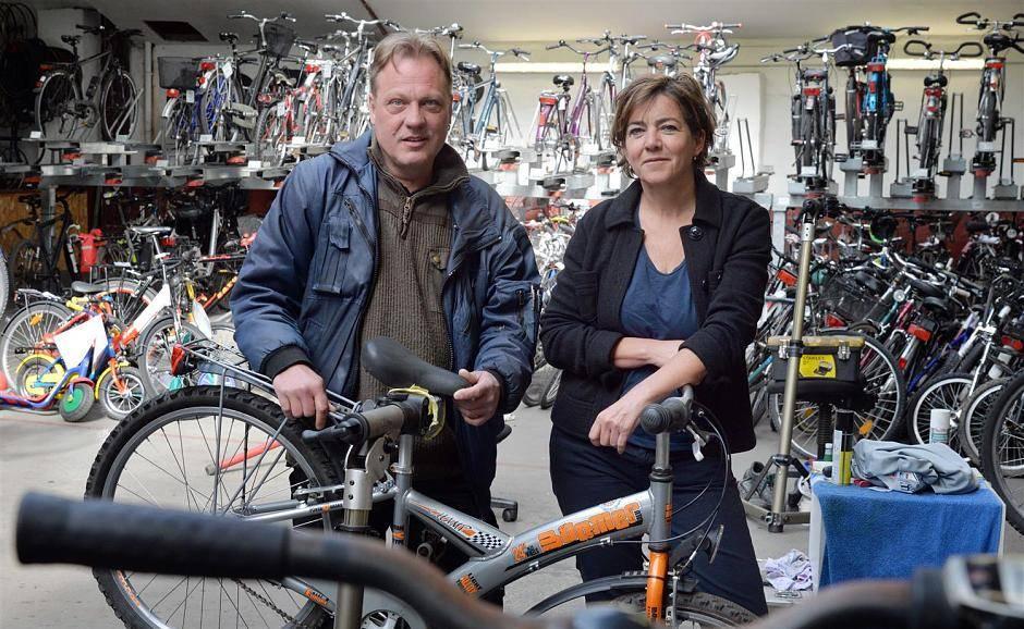 Aachen: Bei der Wabe-Radstation zählen die Stärken und ...