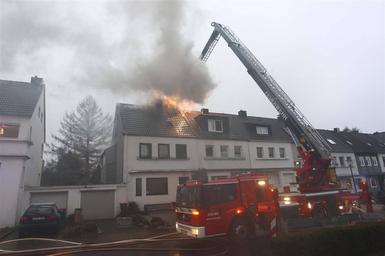 Feuer Aachen Heute