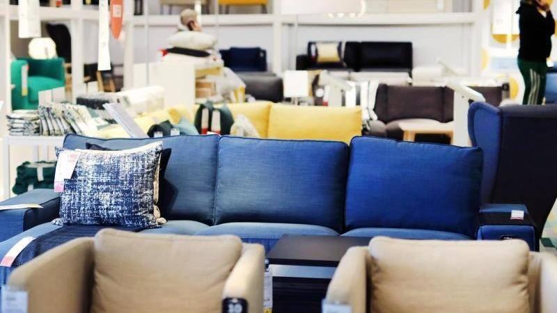 Hofheim Test In Fünf Häusern Ikea Kauft Gebrauchte Möbel Zurück