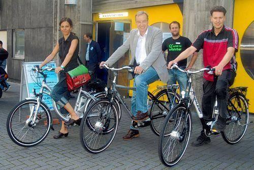 Aachen: Fahrradstation am Hauptbahnhof bekommt zwölf ...