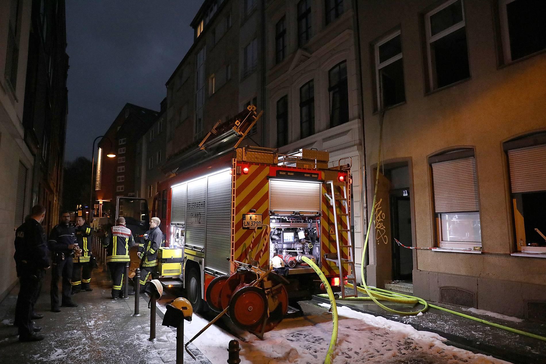 Brand Südstadt Köln