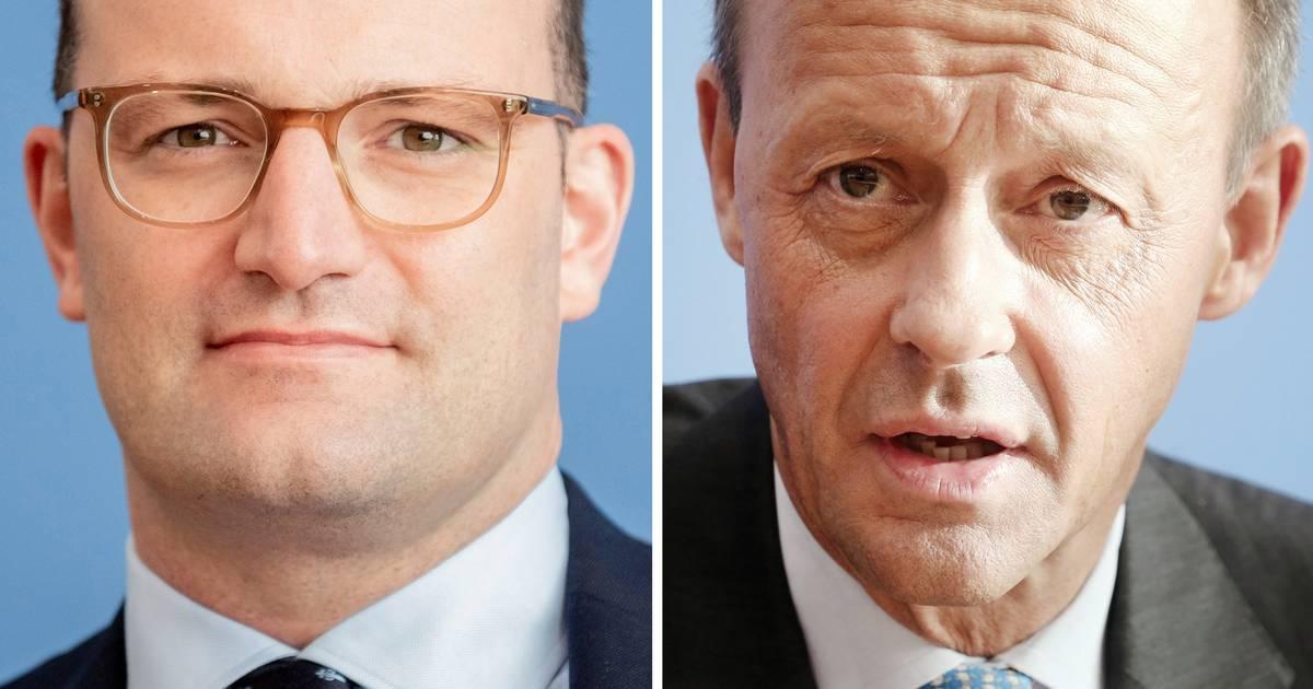NRW-CDU Legt Sich Bei Merkel-Nachfolge Nicht Fest