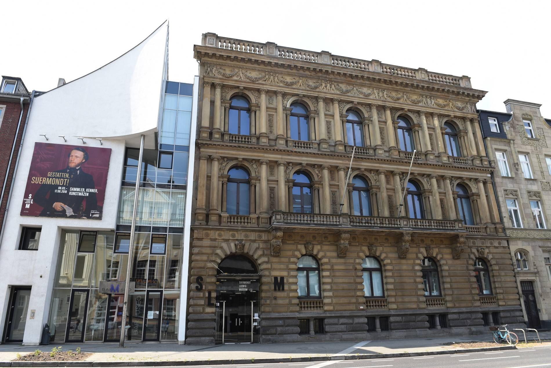 Museum Ludwig Aachen