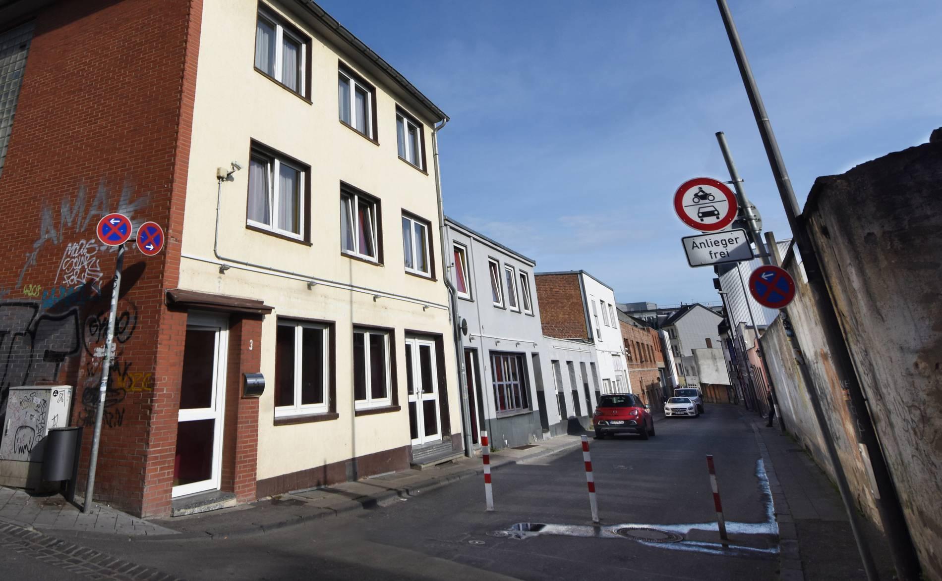Aachen: Diskussion um Rotlichtviertel Antoniusstraße
