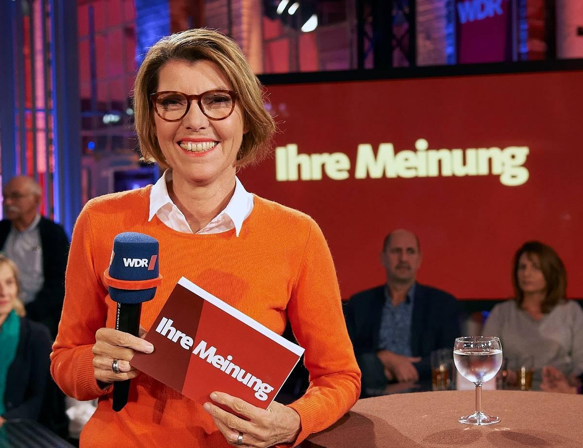 Bettina Böttinger Ihre Meinung