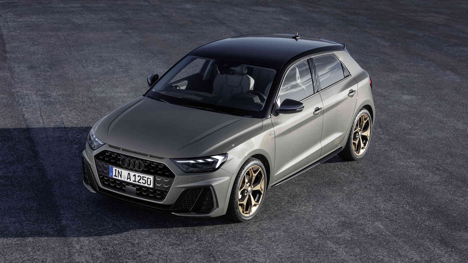 Audi A1 Sportback 40 Hoch Angesiedelt