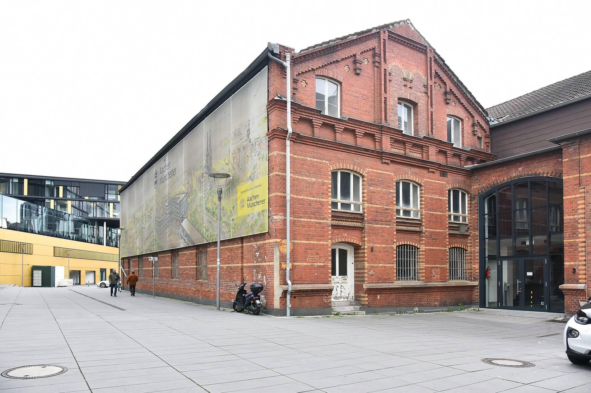 Aachen Nrw Stiftung Fördert Herrichtung Des Historischen Gebäudes