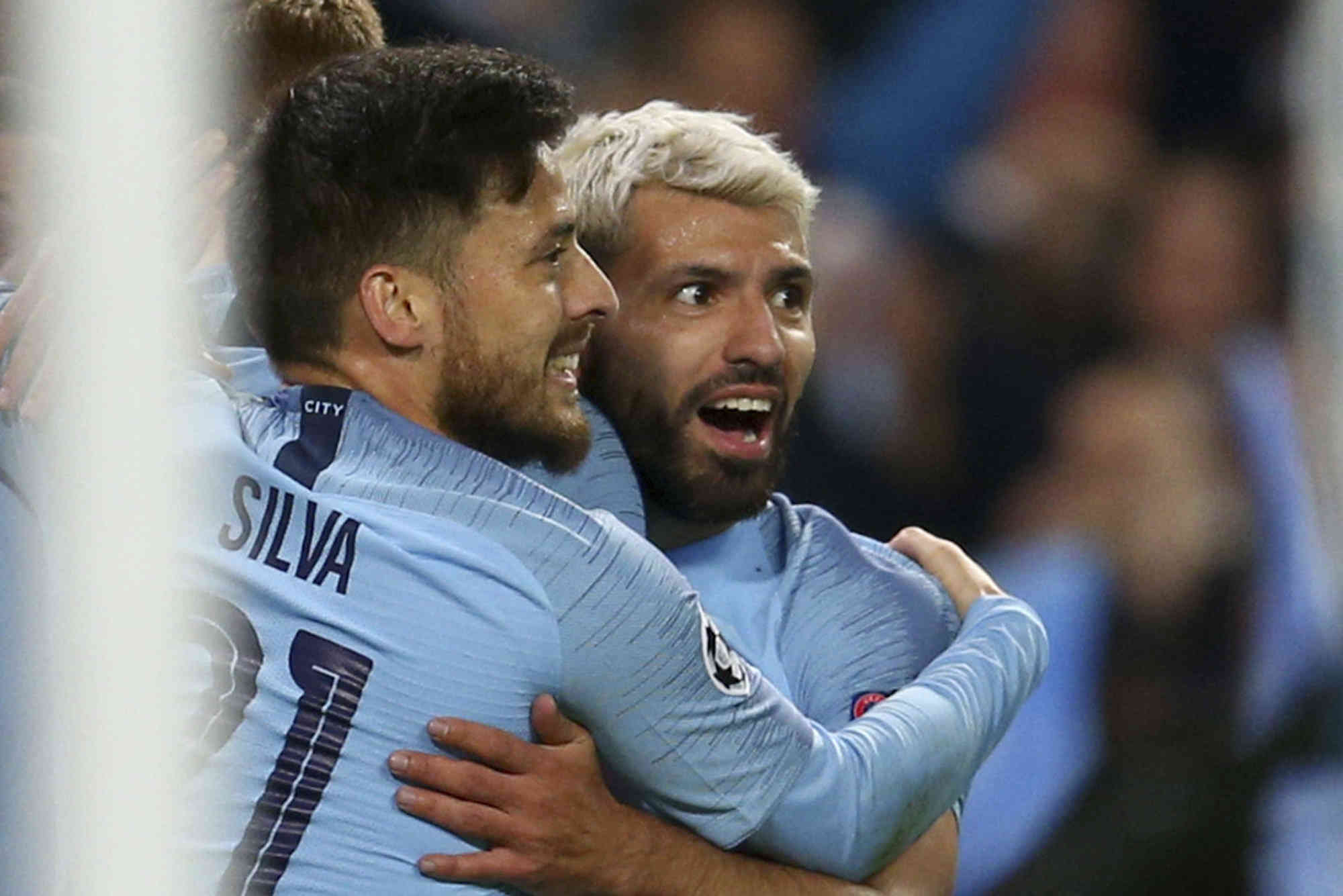 Man City Gegen Tottenham