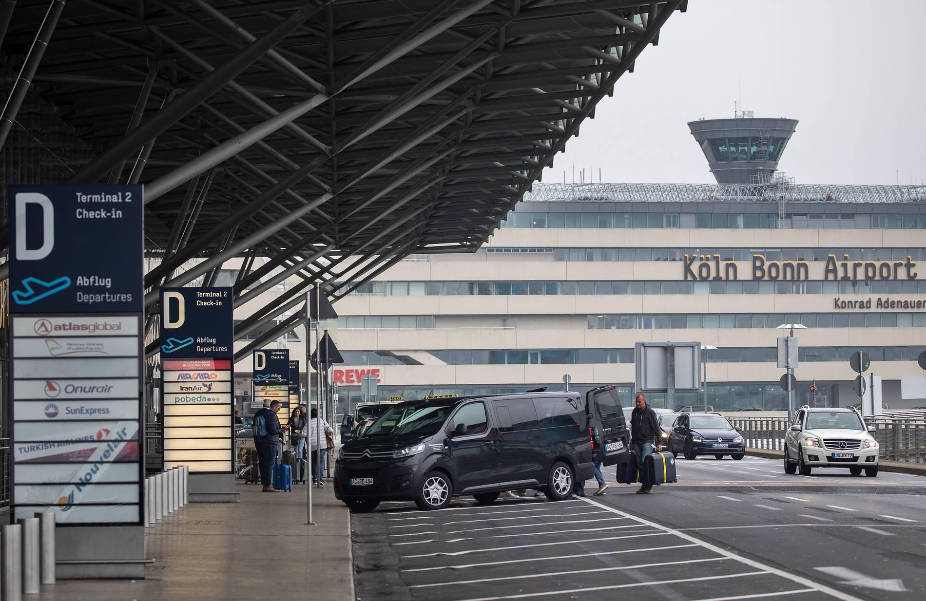 Parkgebühr Flughafen Köln Bonn