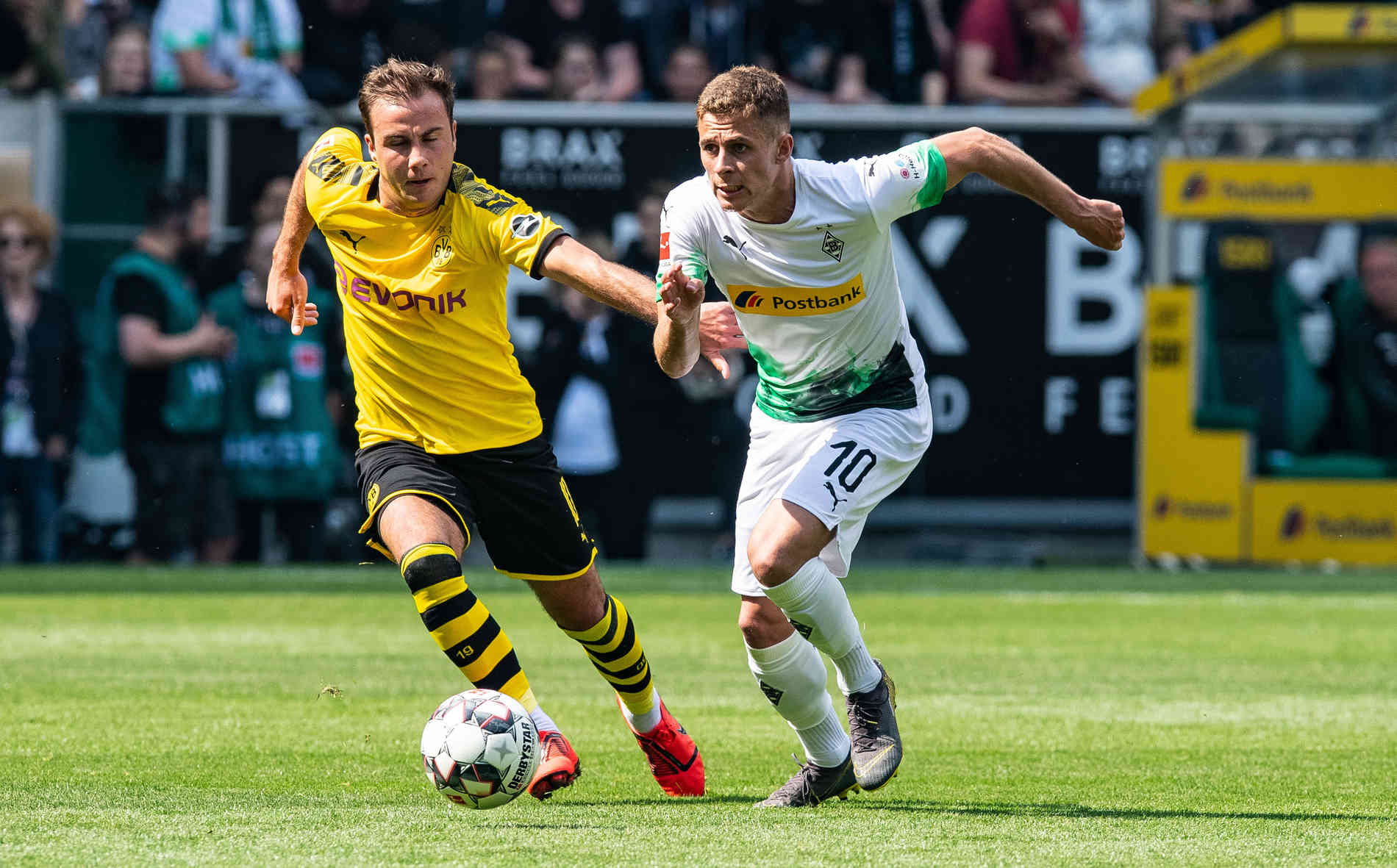 Borussia Dortmund Website
