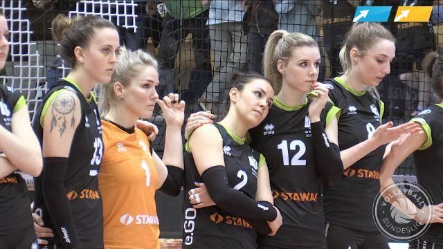 Bereits vergangene Saison dabei: Ladies im Europapokal