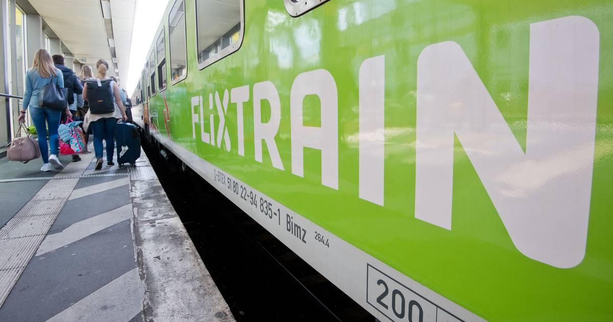 Neue Verbindungen: Flixtrain und ÖBB bauen Fernverkehr ...