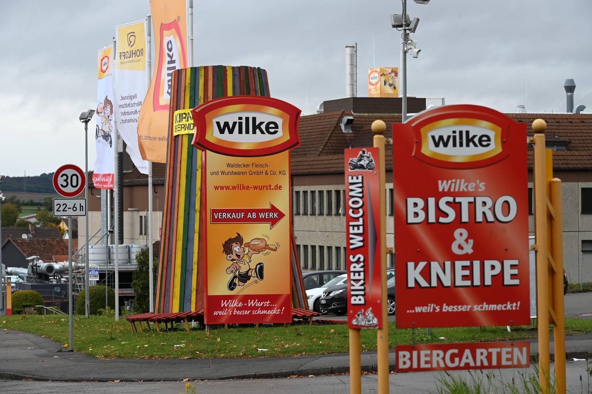 Wurst Von Wilke