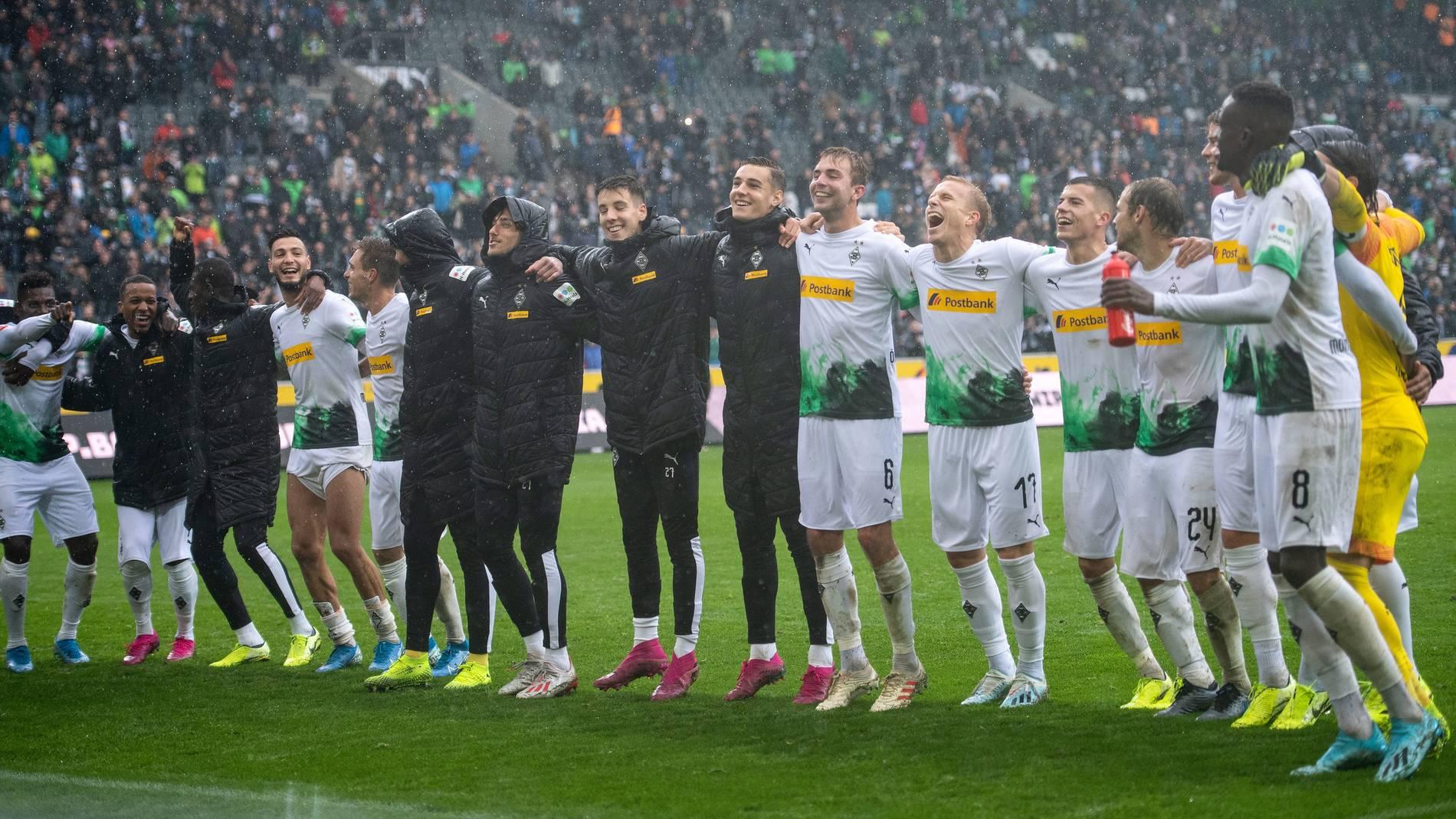 Was Ist Los Bei Borussia Mönchengladbach