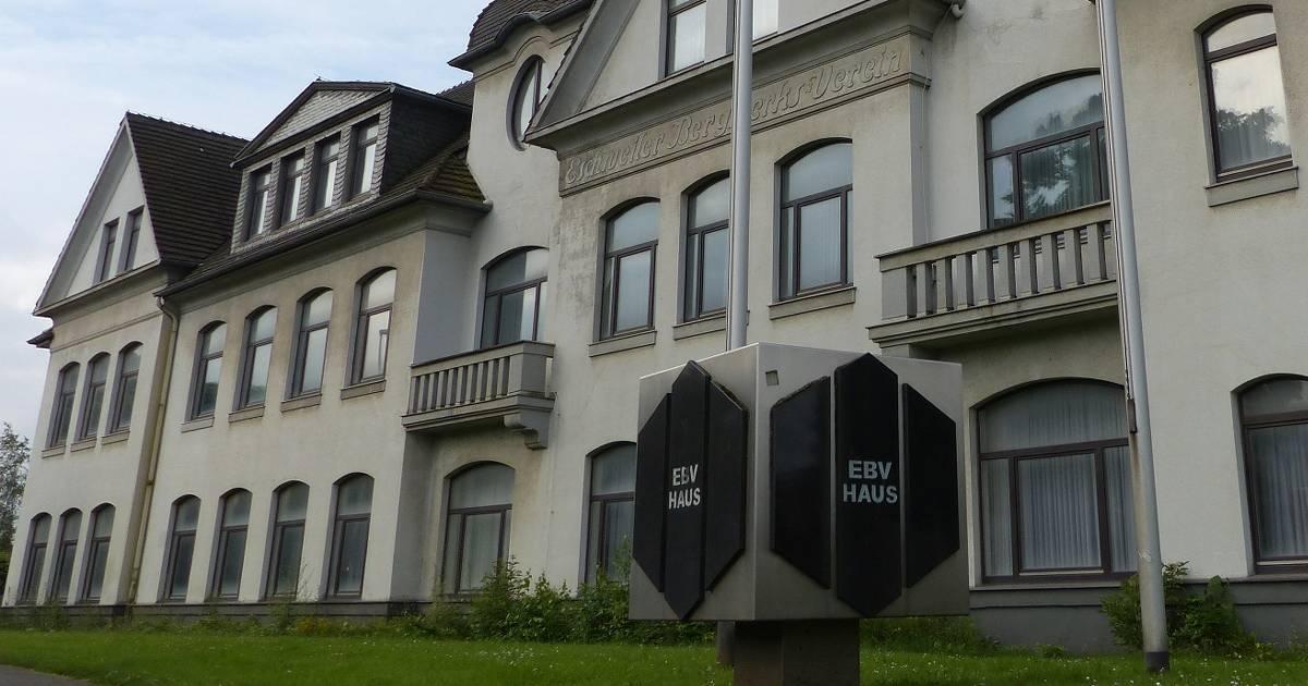 Herzogenrath: EBV-Hauptverwaltung soll zu Wohnquartier werden - Aachener Zeitung