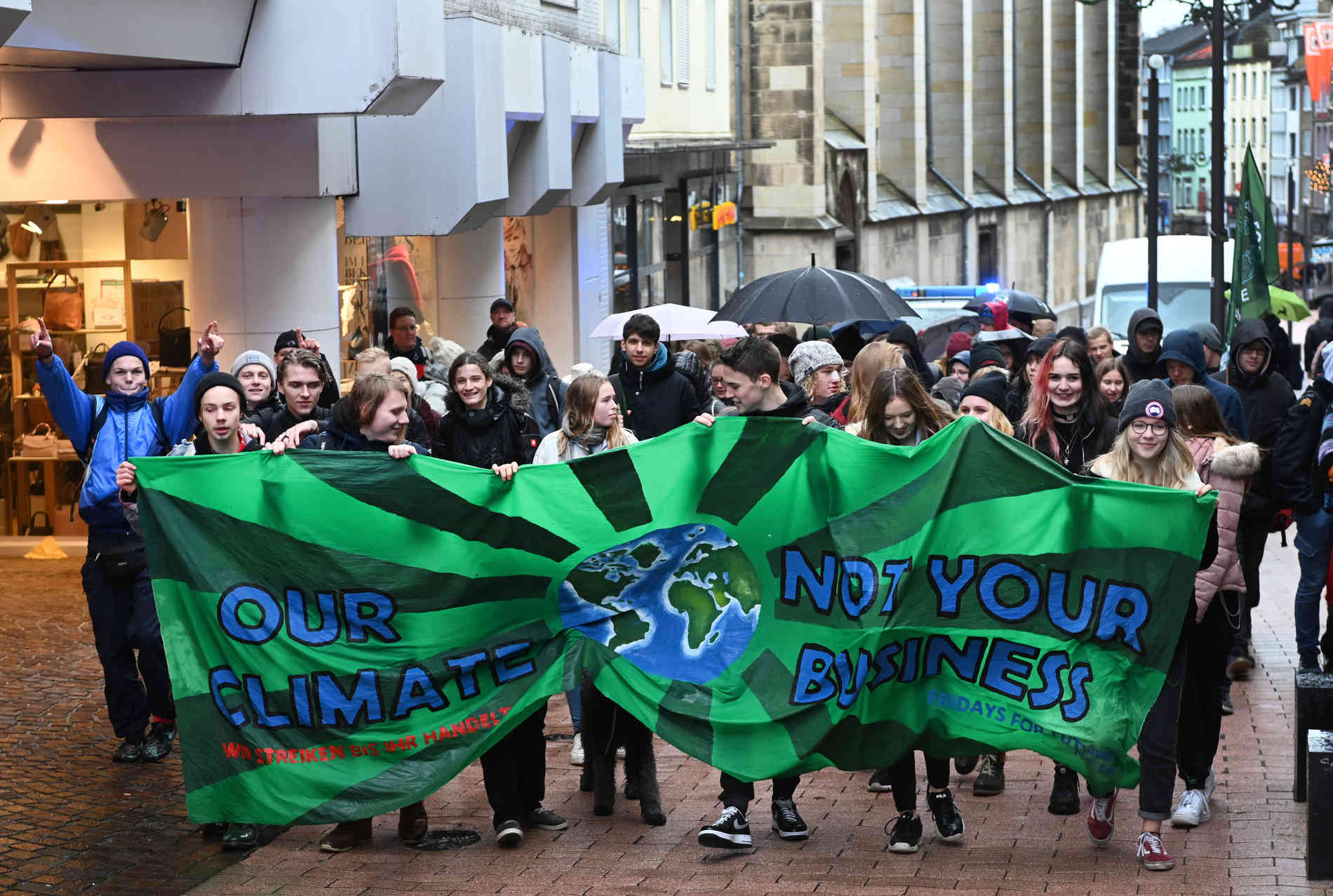 Fridays For Future Aachen