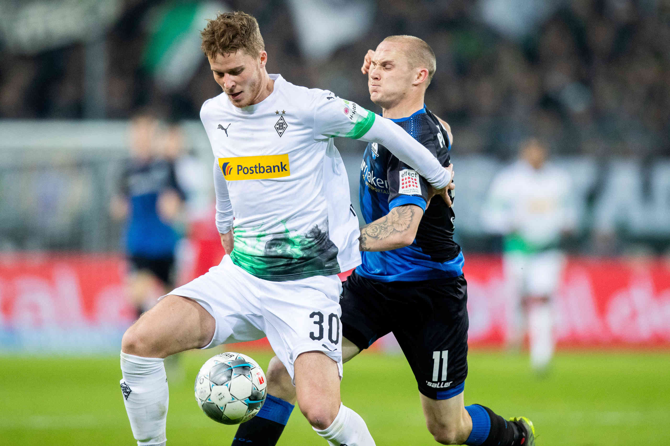Gladbach Gegen Paderborn