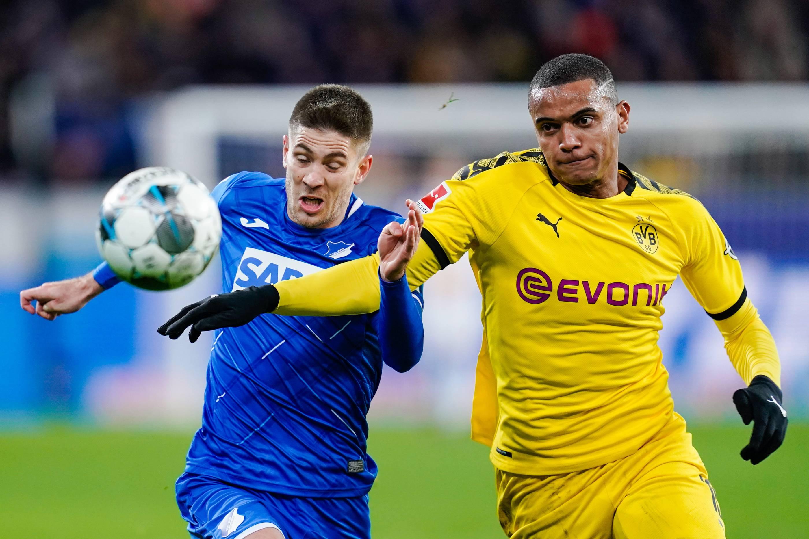 Hoffenheim Gegen Dortmund
