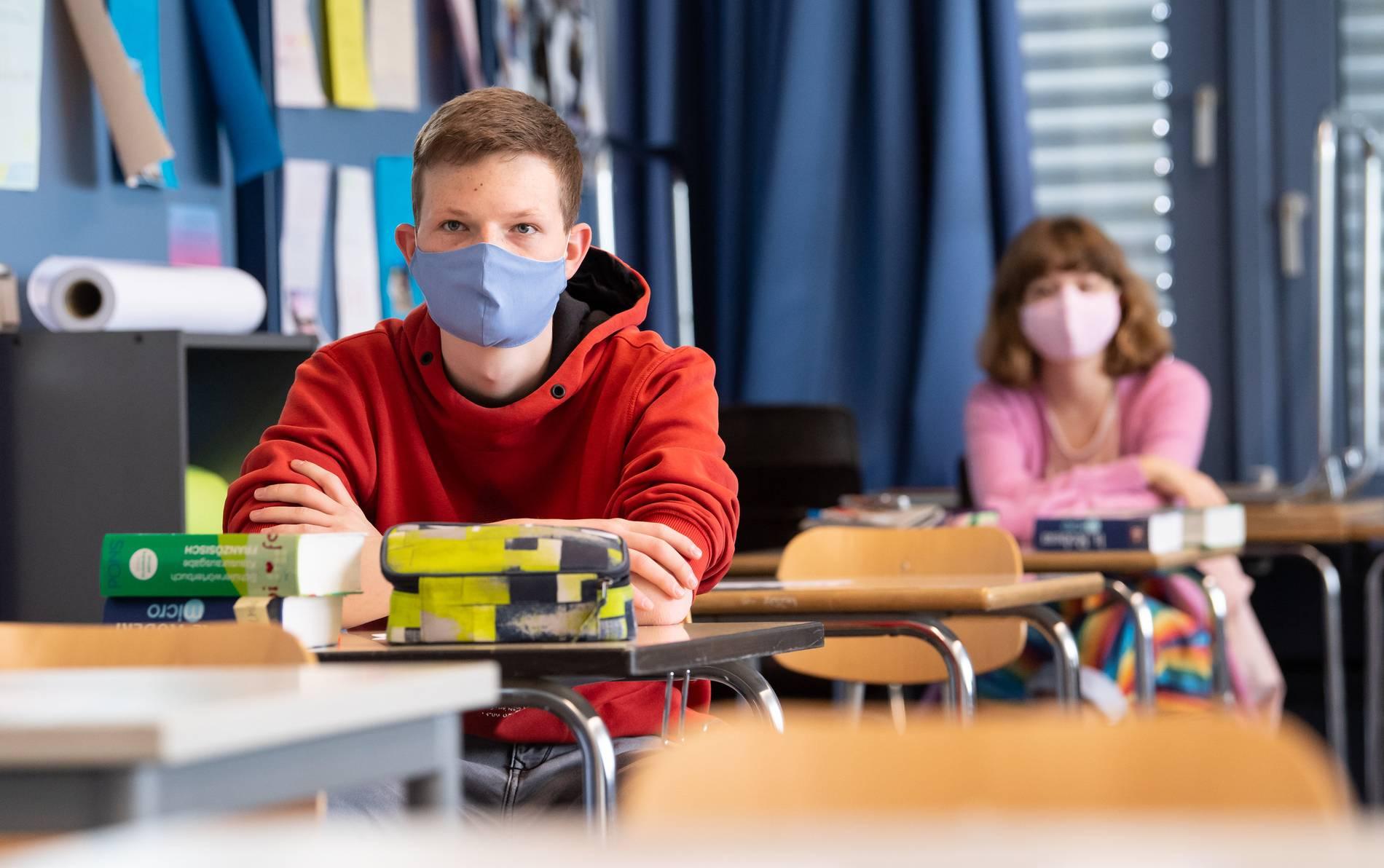 Maskenpflicht in Schulen in NRW kommt