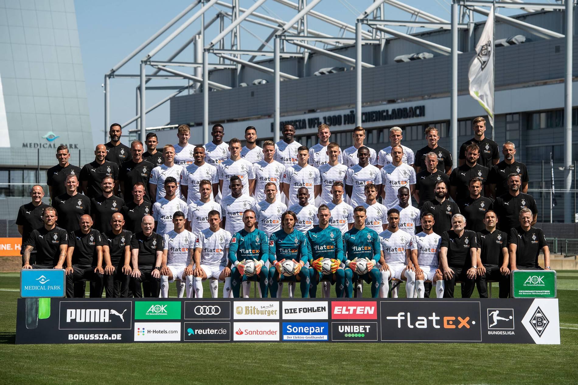 Kader Von Borussia Mönchengladbach