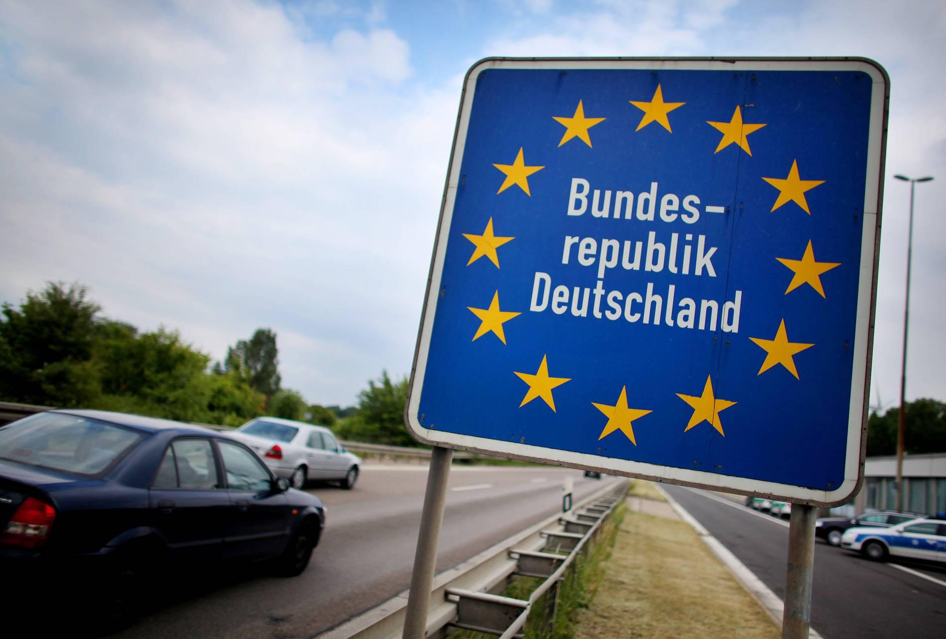 Grenzen Niederlande Offen