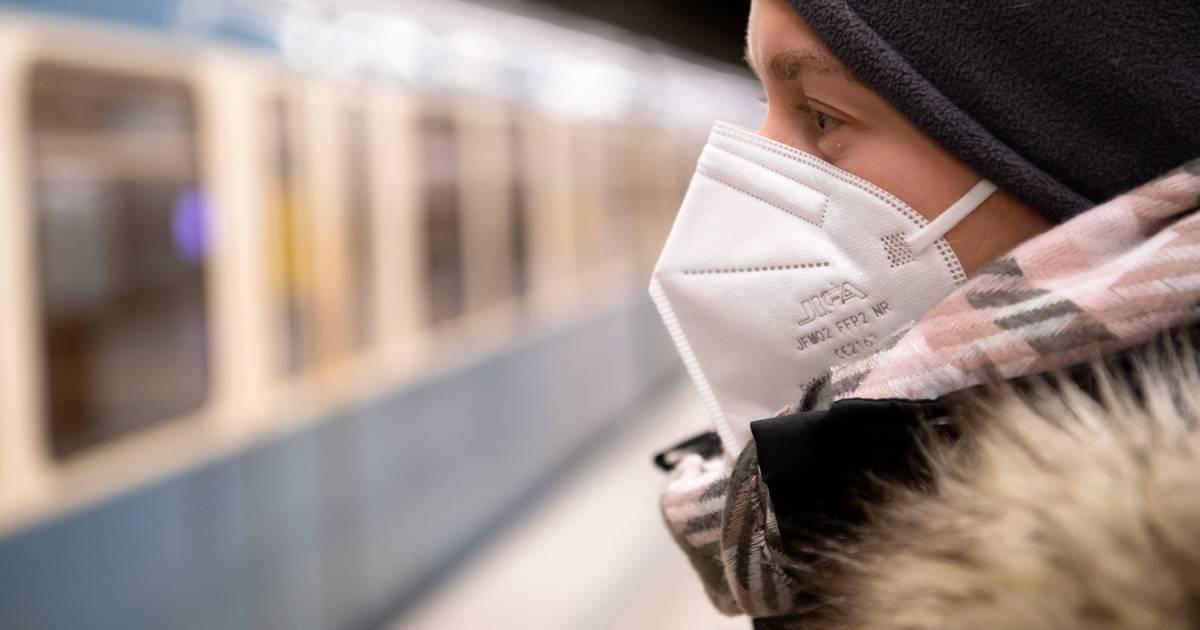 Aerosol-Experte: FFP2-Masken bieten keinen 100-prozentigen ...
